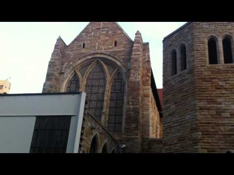 Cape Town Cathedral bells