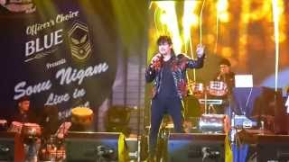 Sonu Nigam - Live in Concert - Video 2  -  'Sun zara Soniye'
