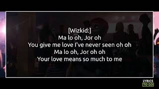 Tiwa Savage Ft  Wizkid - Malo - Lyrics