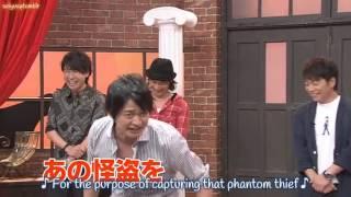 Hiro Shimono singing The Great Detective by Saitam