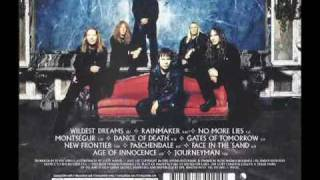 Iron Maiden - Wildest Dreams (with lyrics)