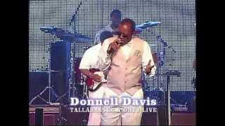 DONNELL DAVIS PERFORMS TEDDY P'S CLOSE THE DOOR AT TALLAHASSEE NIGHTS LIVE
