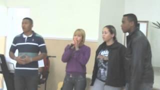 Força Jovem Camargo I - Sonda-me  ( Cover )