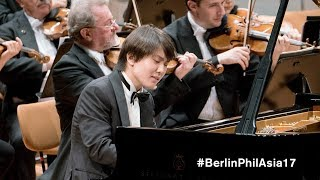 Ravel: Piano Concerto in G / Cho · Rattle · Berliner Philharmoniker