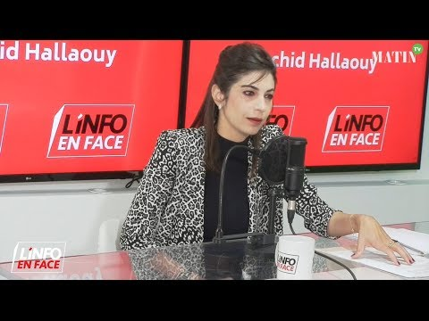 Video : L'Info en Face avec Soraya Kettani