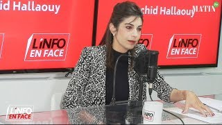L'Info en Face avec Soraya Kettani