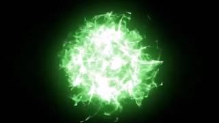 EPIC GREEN BALL(BLACK SCREEN EFFECT)