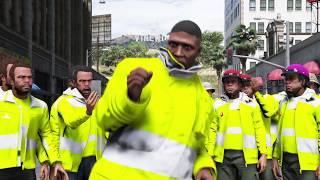 GTA 5 FRANCE - LES GILET JAUNES CHERCHENT MACRON LE PRESIDENT  - MANIFESTATION #2