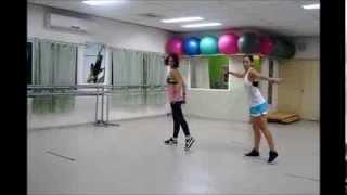 Juan Magan Mariah-  Zumba® fitness class with Sagit