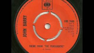 John Barry   Theme from the Persuaders 1971