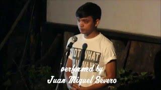 Juan Miguel Severo Sampung Bagay na Natutunan Ko Mula sa mga Umiibig: IdeaFest