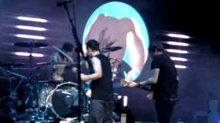 blink-182 - First Date [Live in Tampa 09/27/2009]
