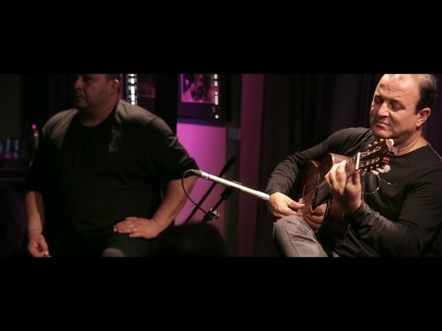 Video en directo de Gerardo Núñez Trío.