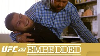 UFC 209 Embedded: Vlog Series - Episode 3
