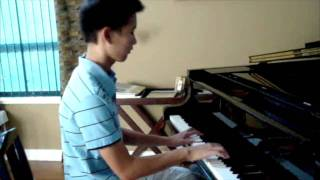 ☺ One Time - Justin Bieber Piano Cover - Terry Chen