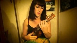 Je suis amoureux d'une cigarette - Jacques Higelin ( ukulele cover)