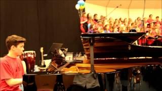  America; Leonard Bernstein (1918-1990); Piano: Ben von Berenberg