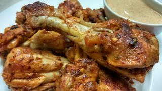 EID special spicy lemon chicken/spicy chicken with lemon flavour/ spicy lemon chicken legs