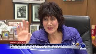 Miranda Multiservices te ayuda a hacer tus impuestos