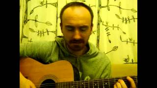 Lean on me - Bill Withers (Acoustic cover)