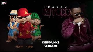 Dadju - Kitoko  (Chipmunks Official)