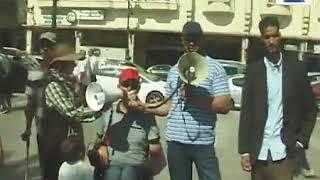 الكلمة الافتتاحية للوقفة الإحتجاجية/جمال حرودي، 20/09/2017. صرخة معاق المغرب