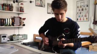 I Could be the One guitar cover - Avicii & Nicky Romero