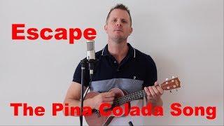 Rupert Holmes/Jack Johnson - Escape (The Pina Colada Song - acoustic cover)