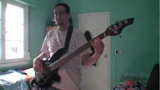 Morrissey - You Have Killed Me Bass Cover