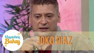 Joko becomes emotional | Magandang Buhay