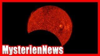 Observatorium Update: Riesen Objekt vor der Sonne?