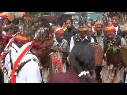 shaman festival nepal