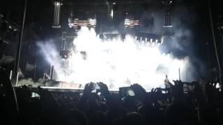 Rammstein Ich Tu Dir Weh (Coro y Final) Hell and Heaven 2016 México