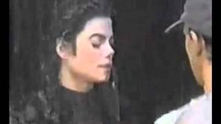 Michael Jackson - Making of Stranger in Moscow