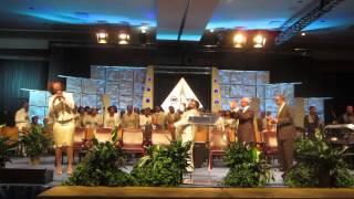 PAW Mass Choir 7/31/13 - 2013 PAW Summer Convention