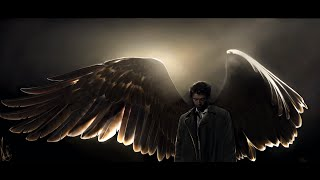 Carry On My Wayward Angel - Castiel Tribute