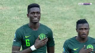 Nigeria vs. South Africa U20 (FIRST HALF)