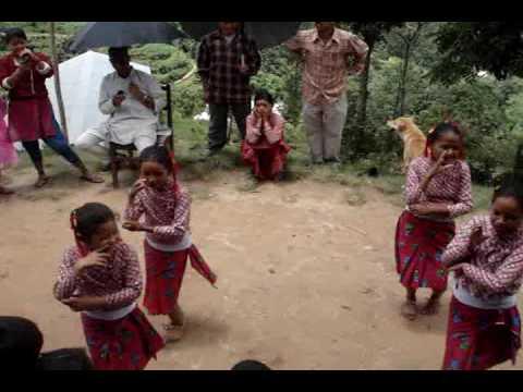 Nepal life 2, Let's go dancing. Banepa