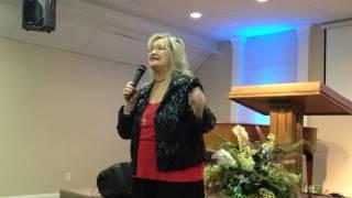 Ann Downing:  Jacobs Ladder