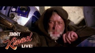 Unnecessary Censorship – Star Wars Edition