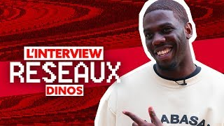 Dinos Interview Reseaux : Prime tu cliques ? Lisa Ann ça match ? Benzema tu likes ?