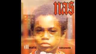 Nas - Life's A Bitch (Instrumental) [Track 3]