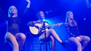 Niykee Heaton - Lullaby LIVE HD (2015) Los Angeles El Rey Theatre