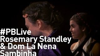 "Sambinha (Dom La Nena) - Rosemary Standley, Dom La Nena ""Birds on a Wire"""