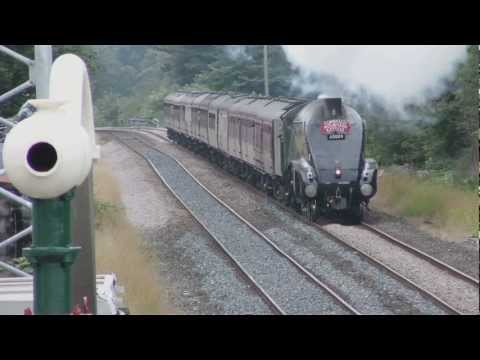 The Cumbrian Mountain Express – 60009, Union of South Africa – 4th August 2012