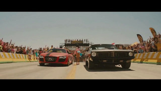 One way up || Fast And Furious 7 music video