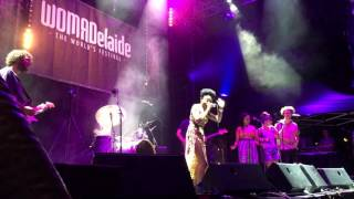 Sampa the Great WOMAD 2016 Live