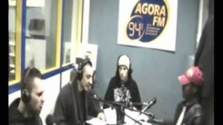 6MCartouche (en live sur Agora Fm) - medley Volume 2