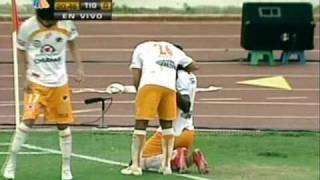 jaguares vs tigres gol de Jackson Martínez jornada 3 bicentenario 2010