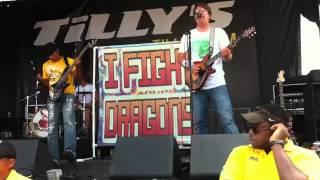 I Fight Dragons - Crazies (Live @ Warped Tour)